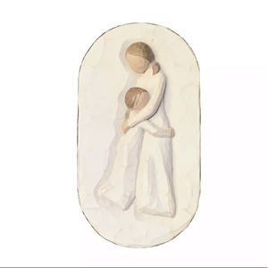 Willow Tree Mother & Daughter Keepsake Box 5""